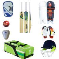 Kookaburra Senior Cricket Bat and Equipment Pack