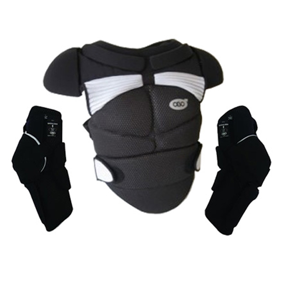 78df7c0a3c8 OBO Robo Hockey Goalkeeping Body Armour Chest and Arms