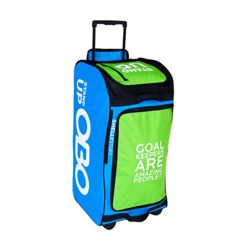 OBO Stand Up Wheelie Bag