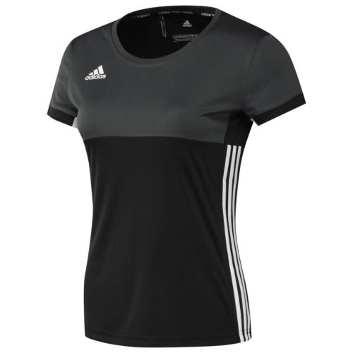 Adidas T16 Ladies Clima Tee Black/Grey
