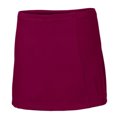 Reece Fundamental Burgundy Hockey Playing Skort