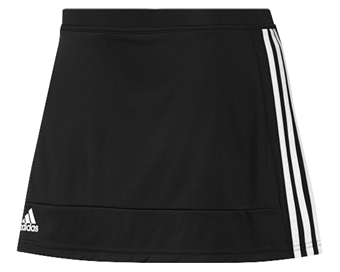 Adidas T16 Black Hockey Playing Skort