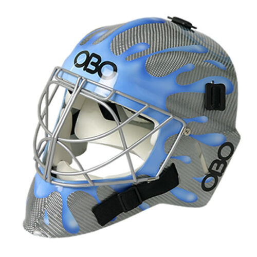 OBO Fibre Glass Splat Half Paint Helmet