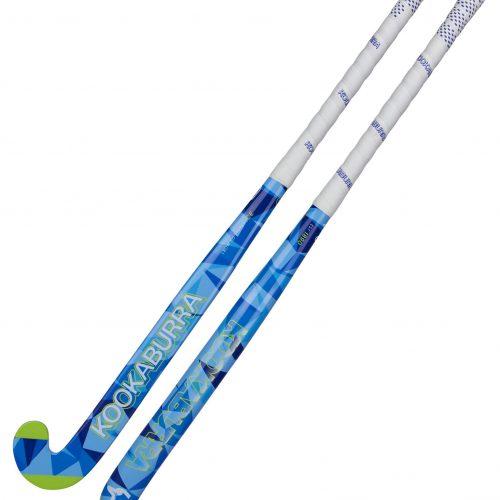 Kookaburra Ice Low Bow Composite Hockey Stick