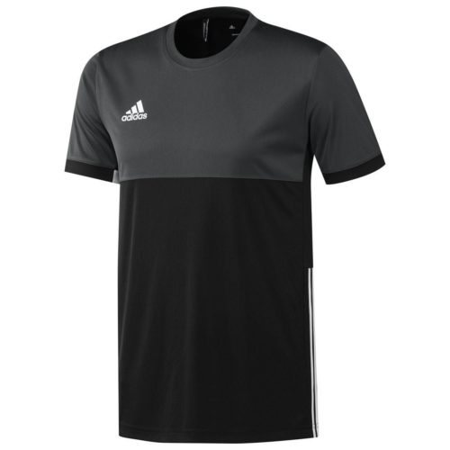 Adidas T16 Mens Clima Tee Black\Grey