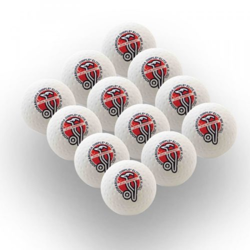 Kookaburra Dimple Elite Hockey ball(Dozen)