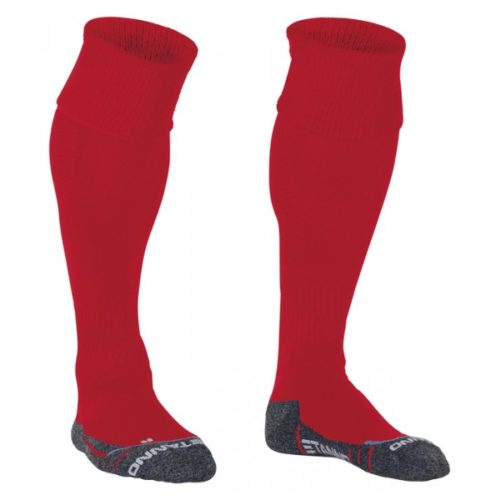 Corinthian Hockey Club Mens Red Socks