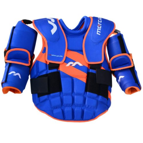 Mercian Evolution Hockey Goalkeeping Body Armour with arms
