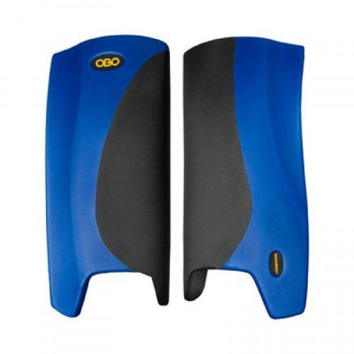OBO Robo Hi-Rebound Legguards Blue Wing Black