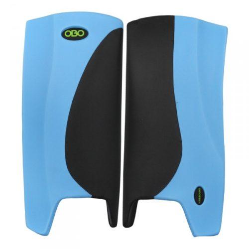 OBO Robo Hi-Rebound Legguards Peron Wing Black