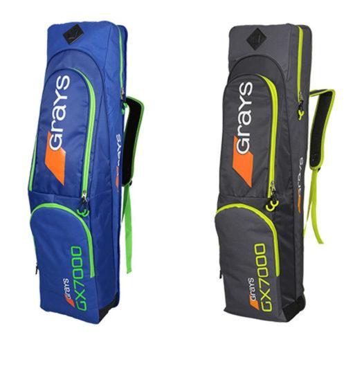 Grays GX7000 Hockey Stick and Kit Bag