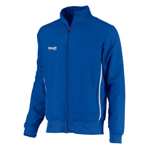Reece Core Woven Jacket Unisex Royal Blue