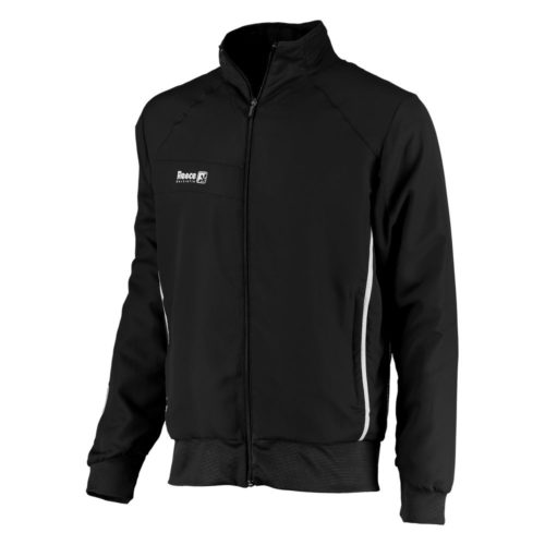 Reece Core Woven Jacket Unisex Black