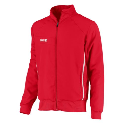 Reece Core Woven Jacket Unisex Red