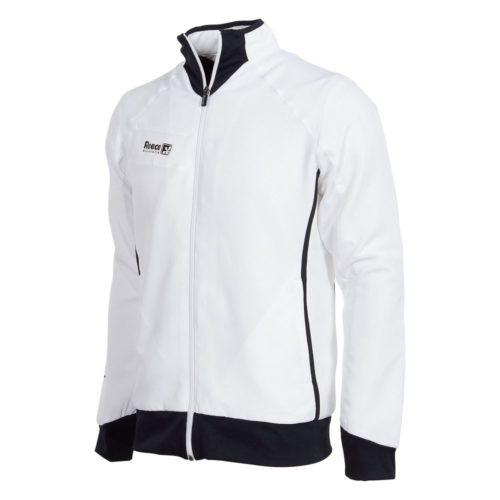 Reece Core Woven Jacket Unisex White