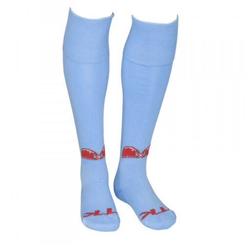 TK Sky Blue Hockey Socks