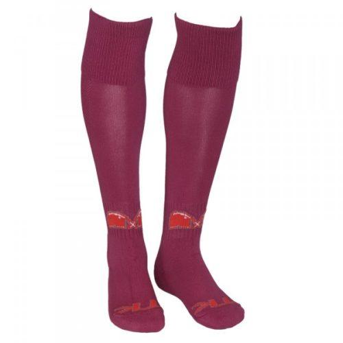TK Maroon Hockey Socks