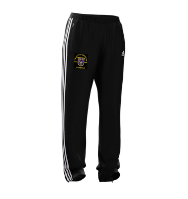 Trinity Ladies Hockey Club Track Pants with initials.