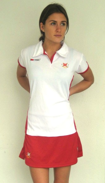 Old Alex Ladies Hockey Club Senior Playing shirt