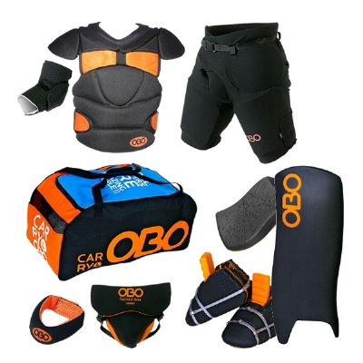 OBO Cloud Essentials Hockey Goalkeeping Kit