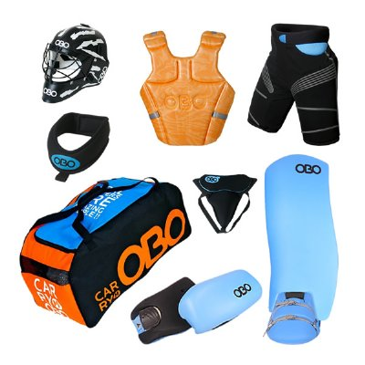 OBO Yahoo Essentials Hockey Goalkeeping Kit