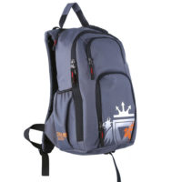 Gryphon Little Mo Grey Hockey Stick and Kit backpack