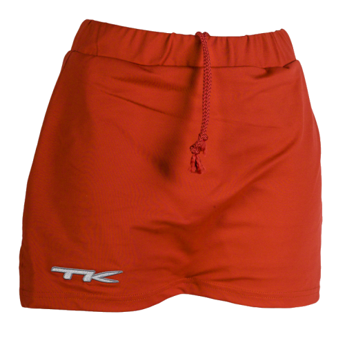 TK Paulista Hockey Skort Red