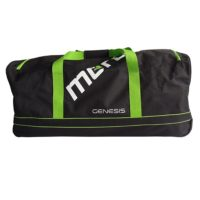 Mercian Genesis 0.1 Goalkeeping Wheeled Hockey Bag - Black\Green