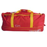 Mercian Genesis 0.1 Goalkeeping Hockey Bag - Red\Yellow