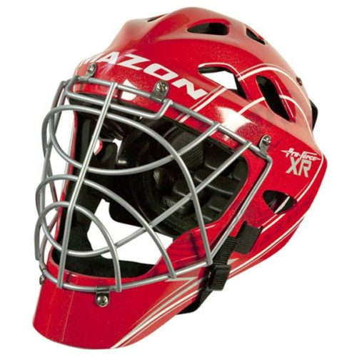 Mazon XR Hockey Goalkeeping Helmet & Cage