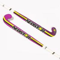 Nedstar Low Bow 3 Purple Hockey Stick