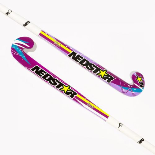 Nedstar Mila Star Junior Wood Hockey Stick