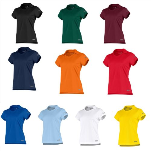 Reece Isa Ladies Climatec Hockey Playing Polo Shirt