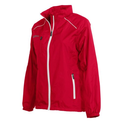 Reece Breathable Red Ladies Tech Jacket