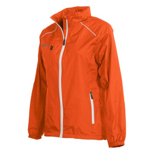 Reece Breathable Ladies Orange Tech Jacket