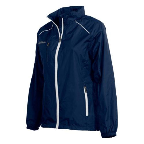 Reece Breathable Ladies Navy Tech Jacket