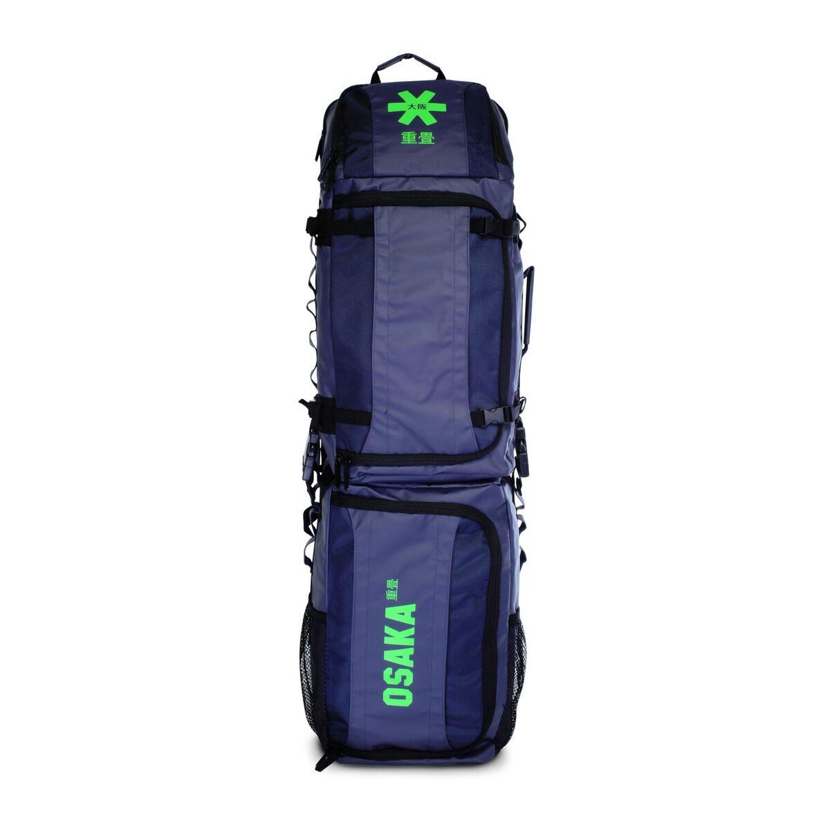 f8584bec16 Osaka SP Custom Bag Navy Green - Hockey Bags Dublin - Ireland