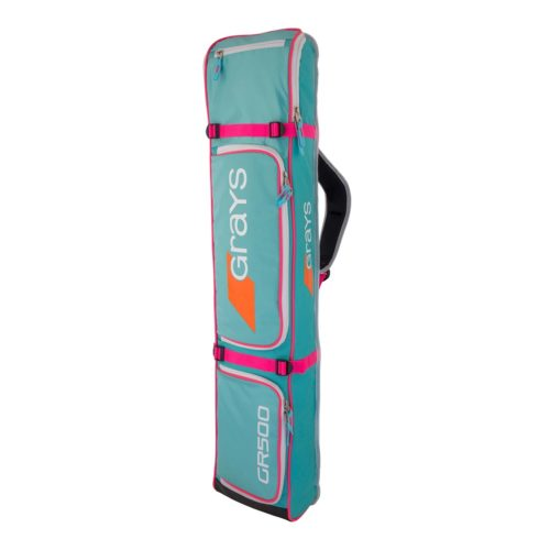 Grays GR500 Hockey Stick Bag - Aqua\White