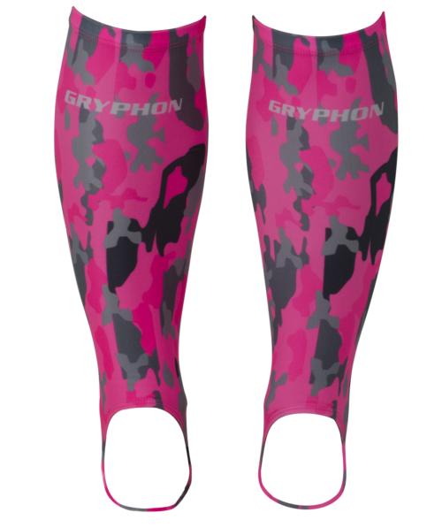 Gryphon Pink Camo Hockey Shinliners