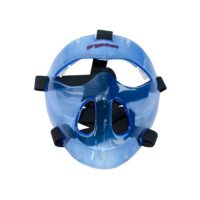 Gryphon Blue Hockey Players Facemask - Set of 4