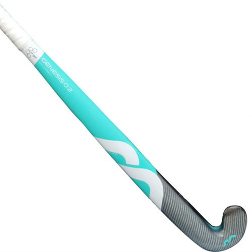 Mercian Genesis 0.2 Silver Mint Composite Hockey Stick