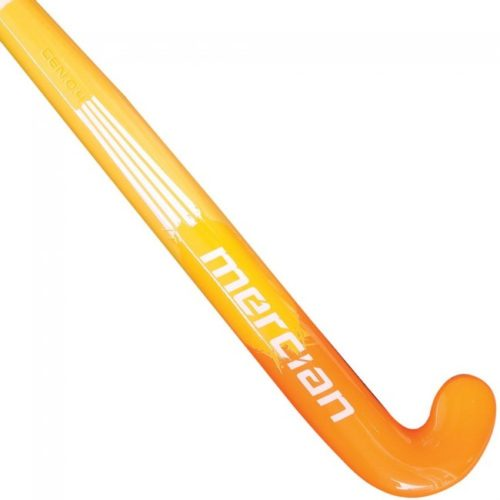 Mercian Genesis 0.4 Wood Hockey Stick - Orange Crush