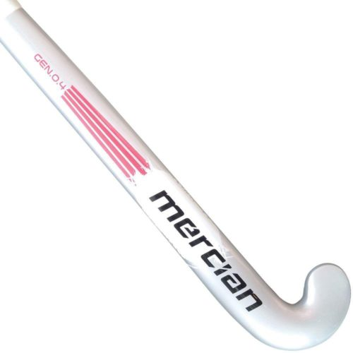 Mercian Genesis 0.4 Wood Hockey Stick - White