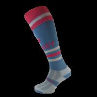 I Love Hockey Sky Blue Hockey Socks