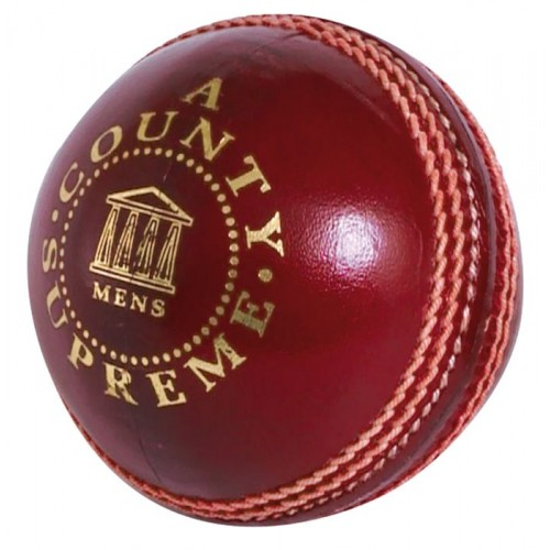 Readers Supreme County Crown Cricket Ball