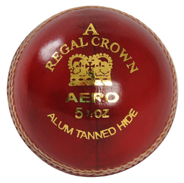 ED Sports Regal Crown Cricket Ball