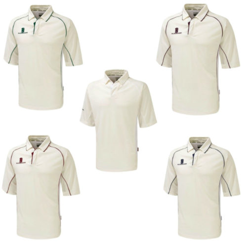 Surridge Premier 3/4 Sleeve Junior Shirt