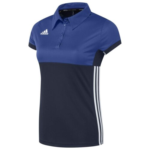 Adidas T16 Ladies Clima Polo Shirt Navy/Royal