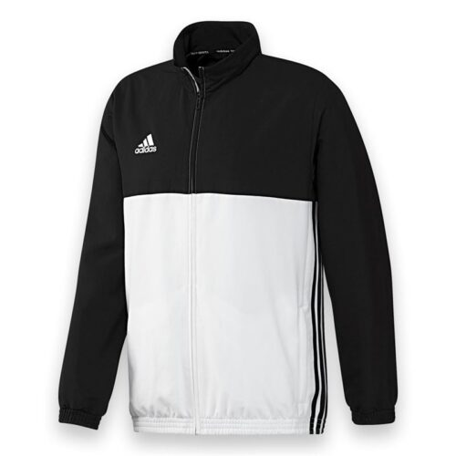 Adidas T16 Mens Team Jacket Black\white