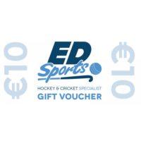 ED Sports €10 Gift Voucher